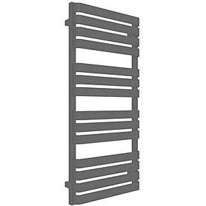 Koupelnovy radiátor Warp T metallic grey 1110/500 obraz