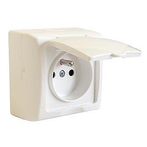 Vypínače a zásuvky,Technika obraz