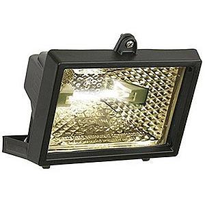 Halogenový reflektor 150W černý obraz