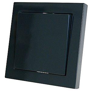 Vypínač střídavý Cubus grafit 28511 obraz