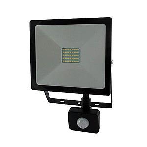 Reflektor LED 30W Flat s čidlem obraz