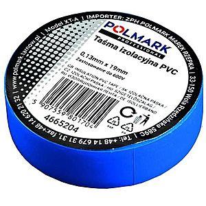 Elektrická izolační páska 10m modrá obraz