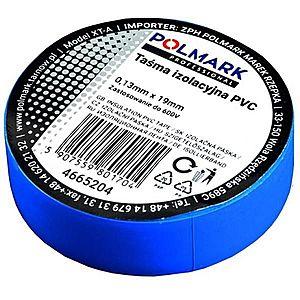 Elektrická izolační páska 20m modrá obraz