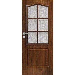Interiérové dveře Komfort Lux 2*3 70P zlatý dub obraz