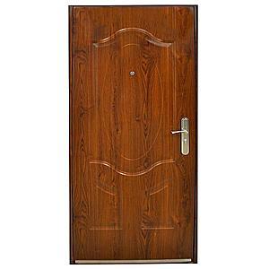 Vchodové dveře MX-Zeus 90l zlatý dub obraz