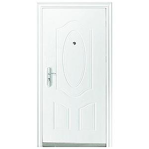 Vchodové dveře MX-Zeus 80p bílé obraz