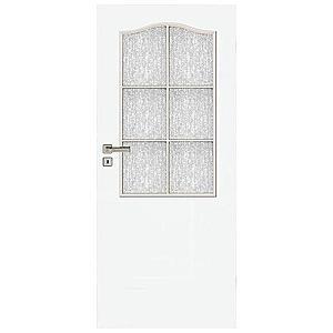 Interiérové dveře Kleopatra 2*3 70P bílé obraz
