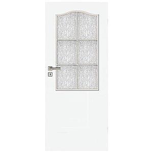 Interiérové dveře Kleopatra 2*3 60P bílé obraz
