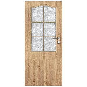 Interiérové dveře Kleopatra 2*3 80L dub sonoma obraz