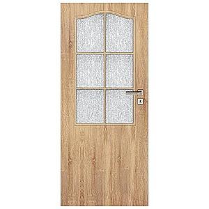 Interiérové dveře Kleopatra 2*3 70L dub sonoma obraz