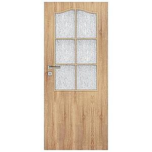 Interiérové dveře Kleopatra 2*3 70P dub sonoma obraz
