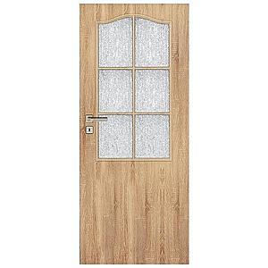 Interiérové dveře Kleopatra 2*3 60P dub sonoma obraz