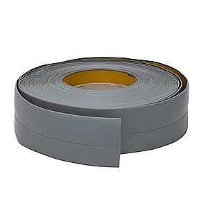 Lišta samolepicí PVC 5m šedá obraz