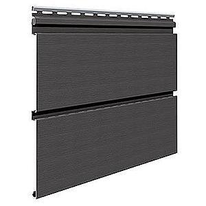Palubka PVC 0, 3X2, 7M SVP-09 grafit obraz