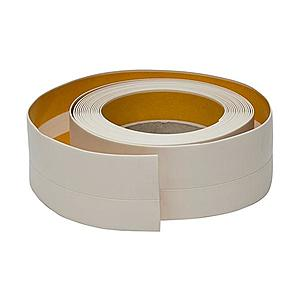 Lišta samolepicí PVC 5m bílá obraz
