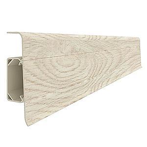 Podlahová lišta Esquero 604 platan bianco obraz