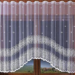Žakárová záclona BERENIKA/E300/300X160 obraz