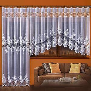 Žakárová záclona PELAGIA/A899/150X250 obraz