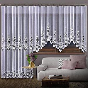 Žakárová záclona AIDA/E642/300x170 obraz