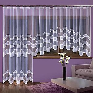 Žakárová záclona CYNTIA/E634/150X250 obraz