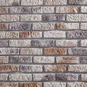 Kámen Loft Brick sahara bal=0, 56m2 obraz