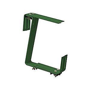 Držák na truhlík zelený 19x17 cm obraz
