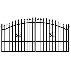 Brána Lima 4m obraz