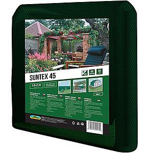 Stínovka PE suntex zelená 45% 1 x 5 m obraz