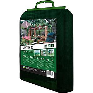 Stínovka PE suntex zelená 45% 1, 56 x 5 m obraz