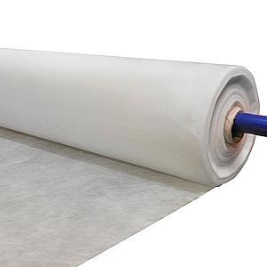 Netkaná textílie zimní 50g/m2 1, 6m bílá obraz