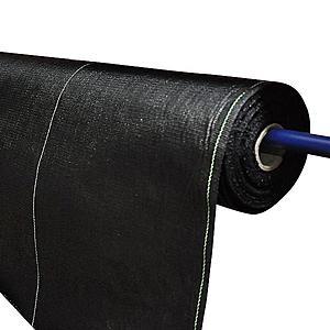 Tkaná textílie proti plevelům 99g 1, 62m černá (PR625) obraz