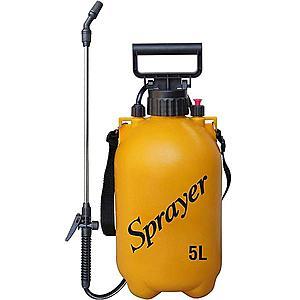 Postřikovač sprayer tlakový ramenní 5 l obraz