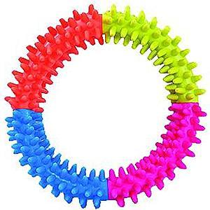 Kruh dental s výstupky 10cm DENTAL GUM obraz