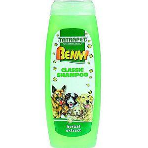 Šampon Classic 200ml, BENNY obraz