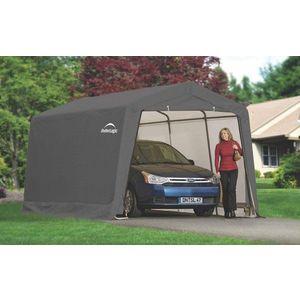 Náhradní plachta pro garáž 3 x 6, 1 m zelená Dekorhome obraz