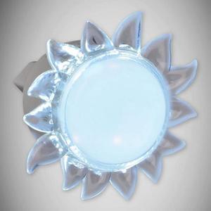 Zástrčka slunce HL991L 0, 4W bílé obraz