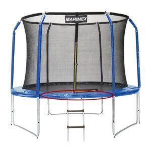 Marimex Náhradní trubka rámu pro trampolínu Marimex Plus 366 cm - 137 cm - 19000690 obraz