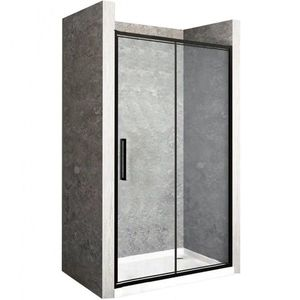 REA Sprchové dveře skládané Rapid Fold 80 obraz