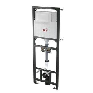 Alcaplast Montážní rám s nádržkou pro výlevku s odpadem DN90/110 A108F/1500 A108F/1500 obraz