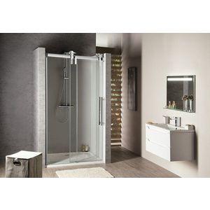 SAPHO VOLCANO sprchové dveře 1400 mm, čiré sklo obraz