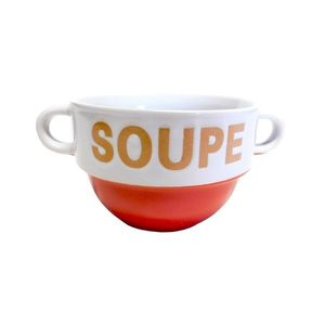 Miska na polévku s uchy obraz