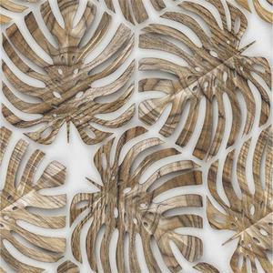Skleněný panel 60/60 Monstera Gold Esg obraz