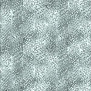 Skleněný panel 60/60 Turquese Fern Esg obraz