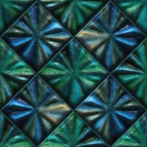 Skleněný panel 60/60 Vitro Emerald Esg obraz