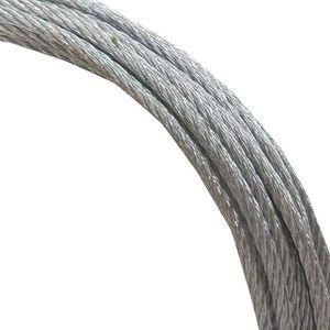 Kominický drát, ocel 15 m FI 3 mm obraz