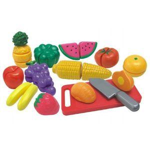 Krájecí ovoce a zelenina obraz