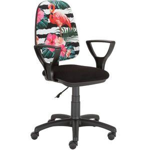 Otáčecí Židle Estera – Plameňáci obraz