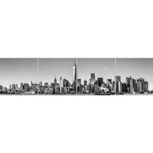 Skleněný panel 60/240 City-2 4-Elem obraz