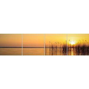 Skleněný panel 60/240 Lake-1 4-Elem obraz