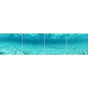 Skleněný panel 60/240 Ocean 4-Elem obraz